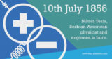 July 10th – Calendar Event