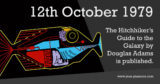 October 12th – Calendar Event